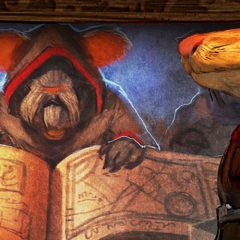Mice and Mystics Dreamworks movie – News
