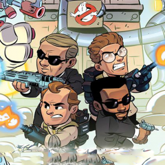 Men In Black / Ghostbusters: Ecto-terrestrial Invasion – News