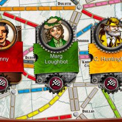 Ticket to Ride now on PS4 – News