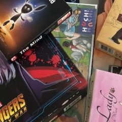 My Favorite Tabletop Games of 2018 – Video