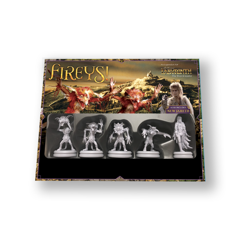 fireys expansion for labyrinth the board game